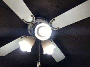 LED電球交換後